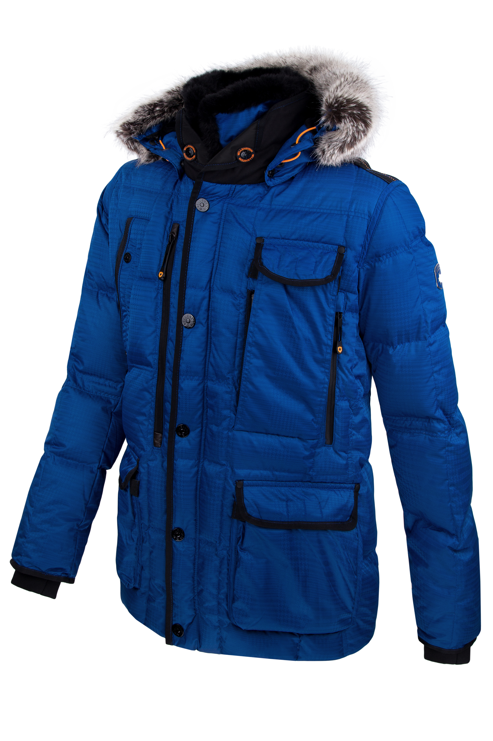 Wellensteyn Jacke Nauticblue Damen Marvellous Winter
